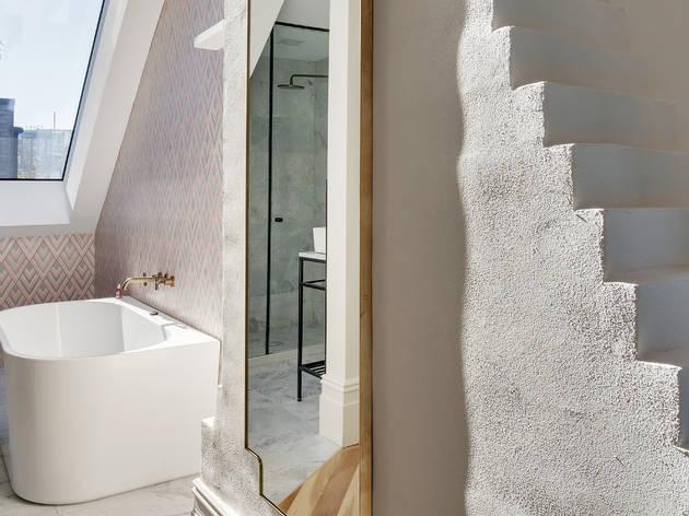 Master bathroom Crystalbrook Albion