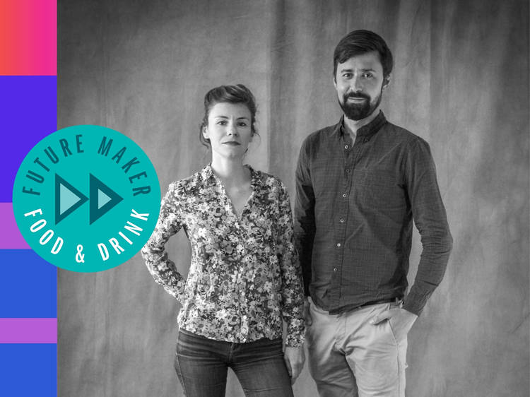 Marine Mandrila + Louis Martin: The Parisian duo giving refugees a seat at the table