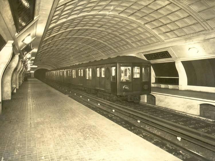 Rocafort: la estación de metro maldita