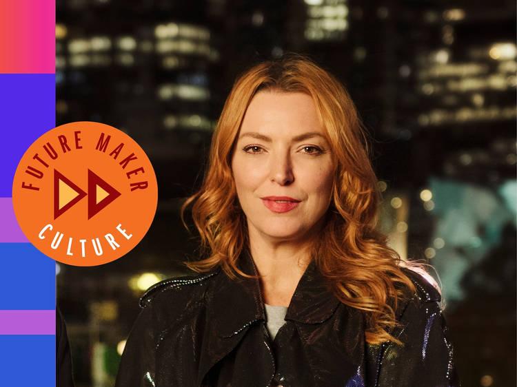 Hannah Fox: The Australian arts festival director who loves it weird