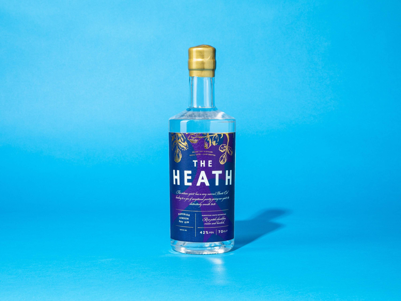 gin, the heath distillery