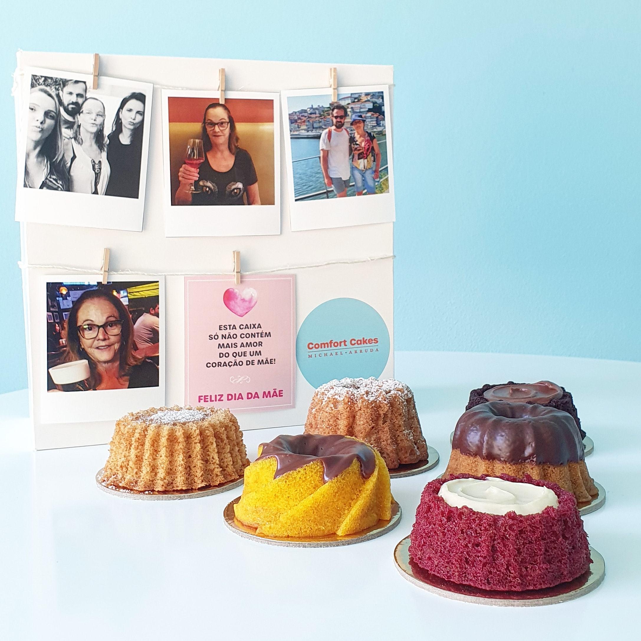Comfort Cakes