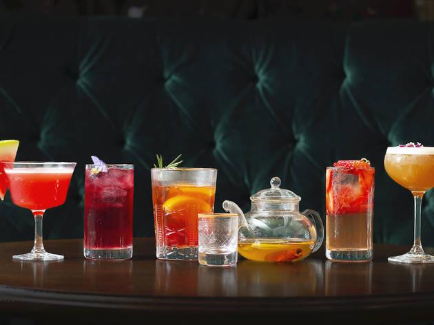 Boozy Tea Room