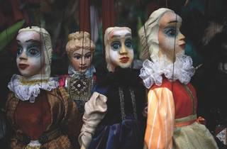 Marionetas Travi