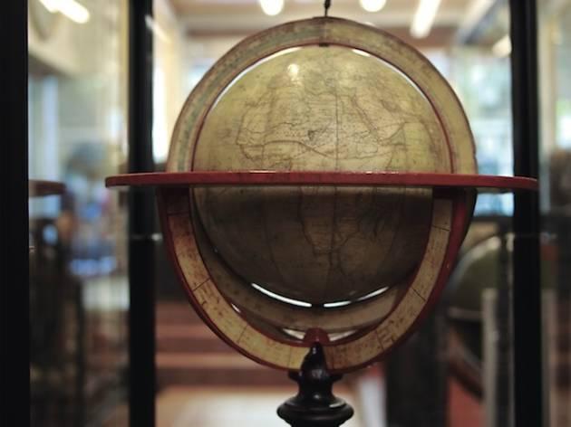 Botiga de globus terraqüis Monimoon