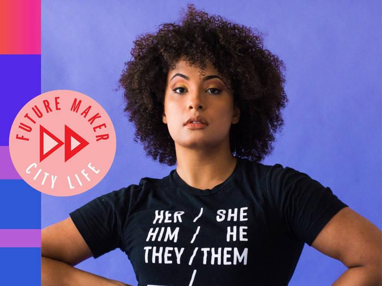 Ianne Fields Stewart: The community activist feeding Black trans New Yorkers