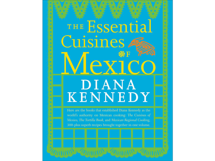 Anything from Diana Kennedy