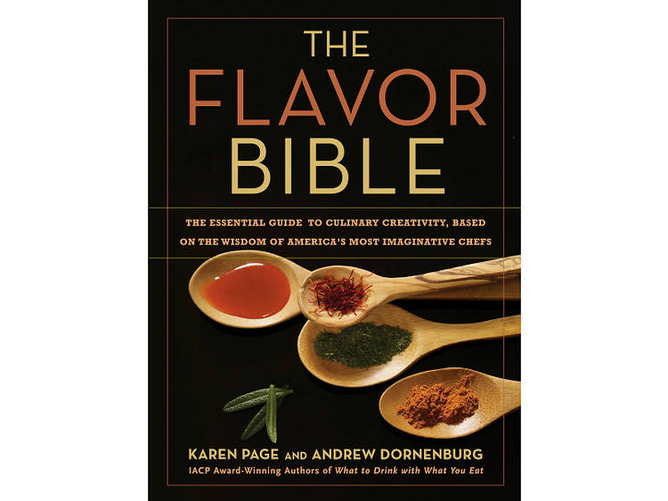 'The Flavor Bible' by Andrew Dornenburg and Karen A. Page