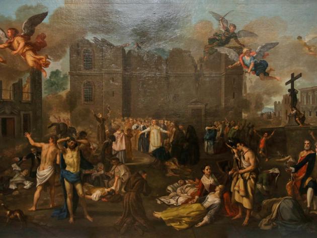 O Terramoto de 1755