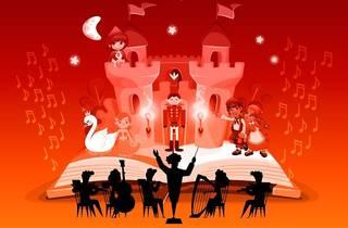Concierto Orquestal de Cuentos para niños