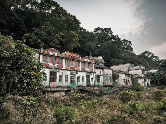 Kuk Po village