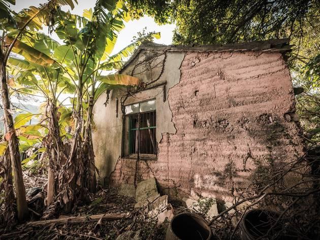 Fan Lau abandoned village