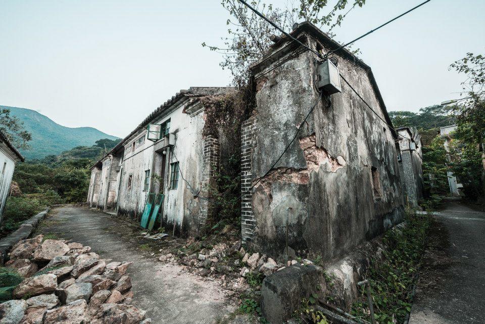 Kuk Po village abandoned village