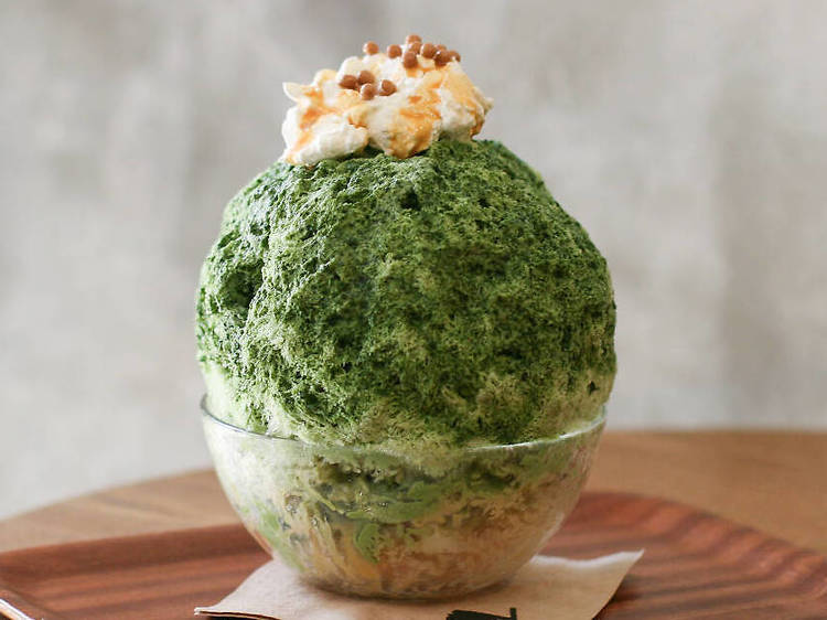 Best shaved ice desserts in Hong Kong