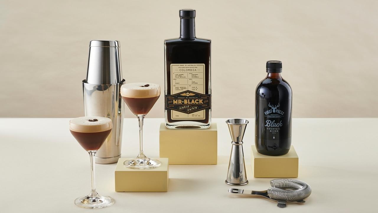 Mr Black Ultimate Espresso Martini kit