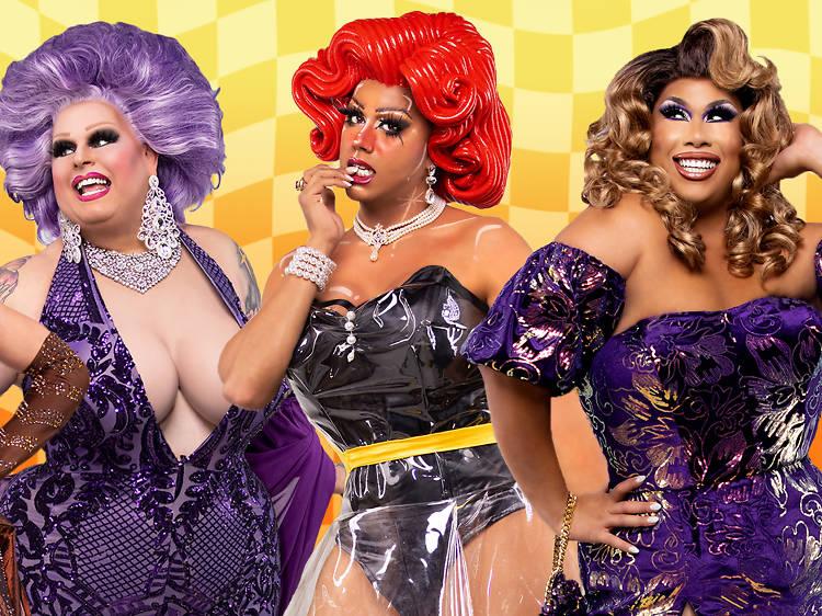 Meet Sydney's Drag Race stars