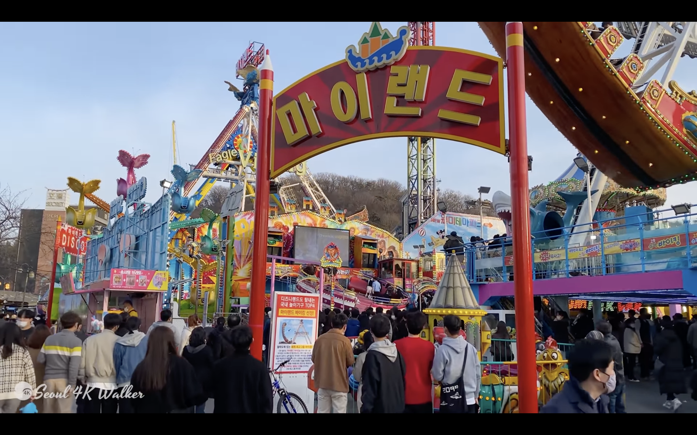 Seoul 4K Walker
