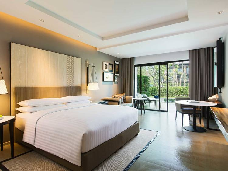 Check-in: Hua Hin Marriott Resort & Spa