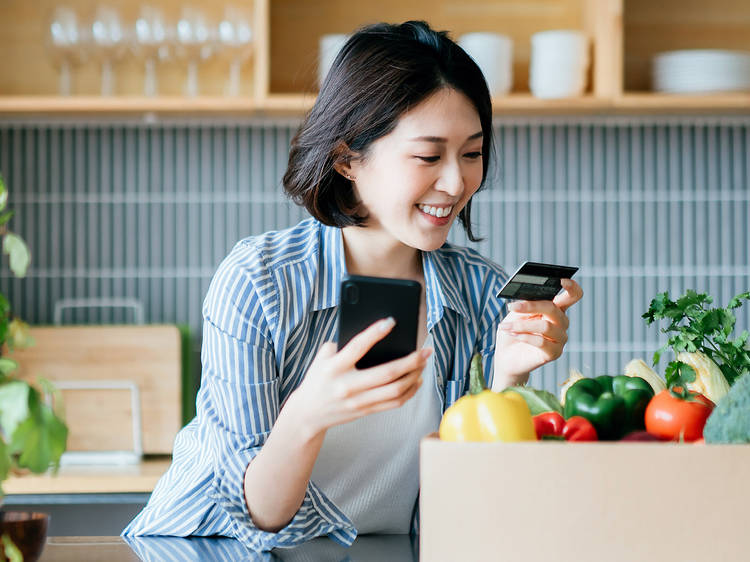 10 handy grocery delivery apps in Bangkok