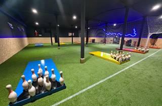 Camp de Footbowling a Barcelona