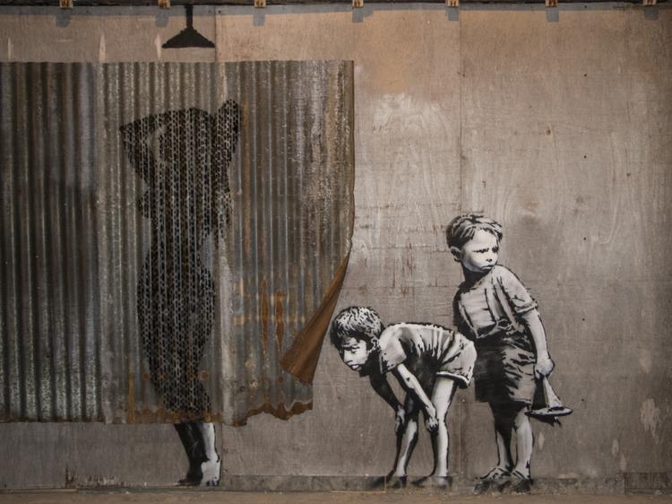 Banksy Expo: Genius or Vandal?