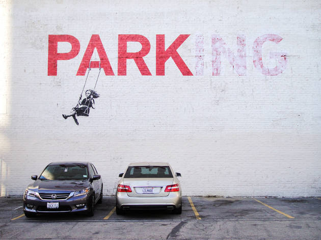 An exhibit devoted to street artist Banksy will debut in July