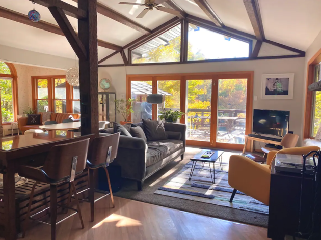 Cabin in Woodbourne, NY airbnb