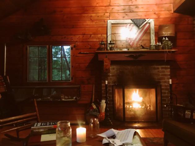 Cabin Big India, NY airbnb