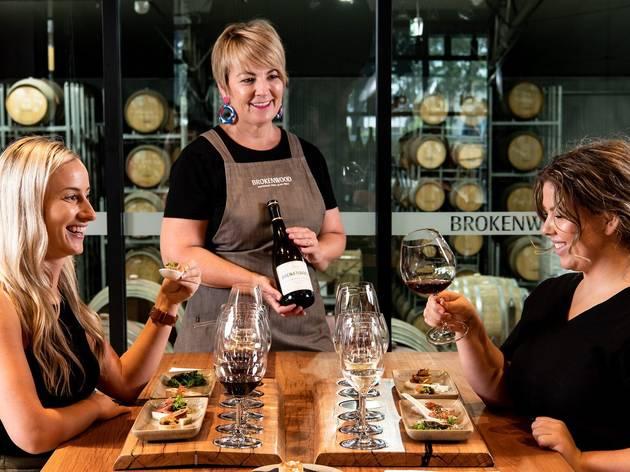 Brokenwood winery Hunter Valley
