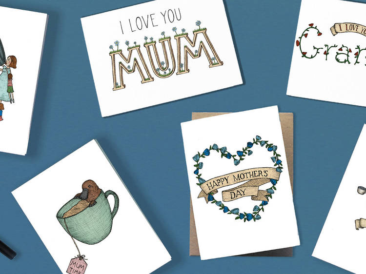 The Nonsense Maker Mother's Day Cards, $6.95