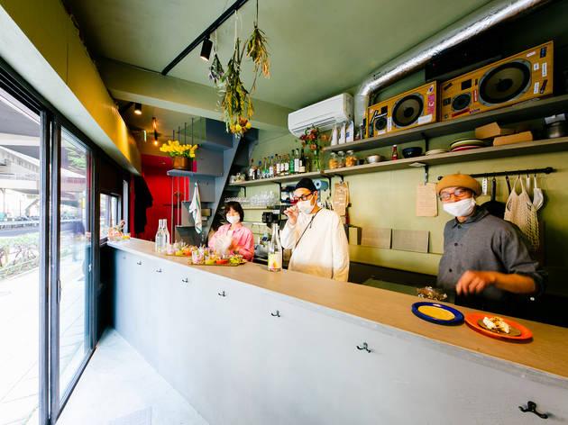 池尻大橋にタコス専門店がオープン、自由に楽しむ食のニューノーマルへ
