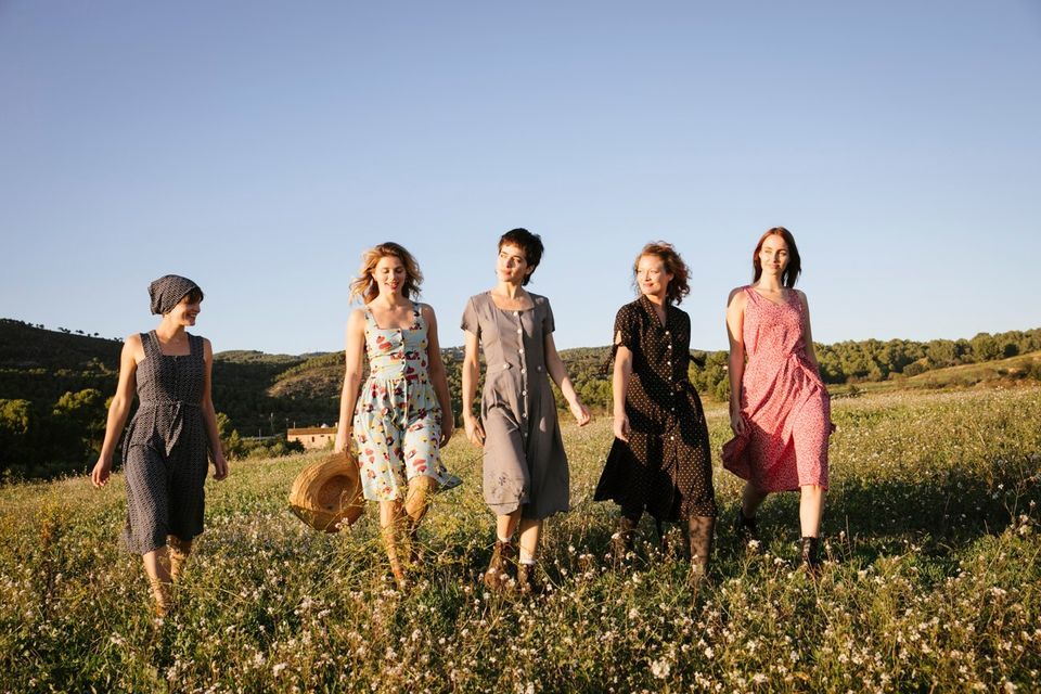 Vestits de la col·lecció Elements, de Susi Sweet Dress