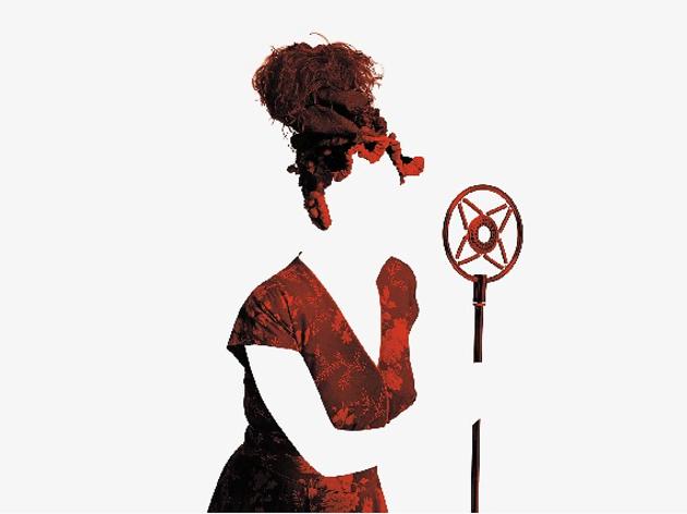 Cartell de l'obra de teatre L'emperadriu del Paral·lel