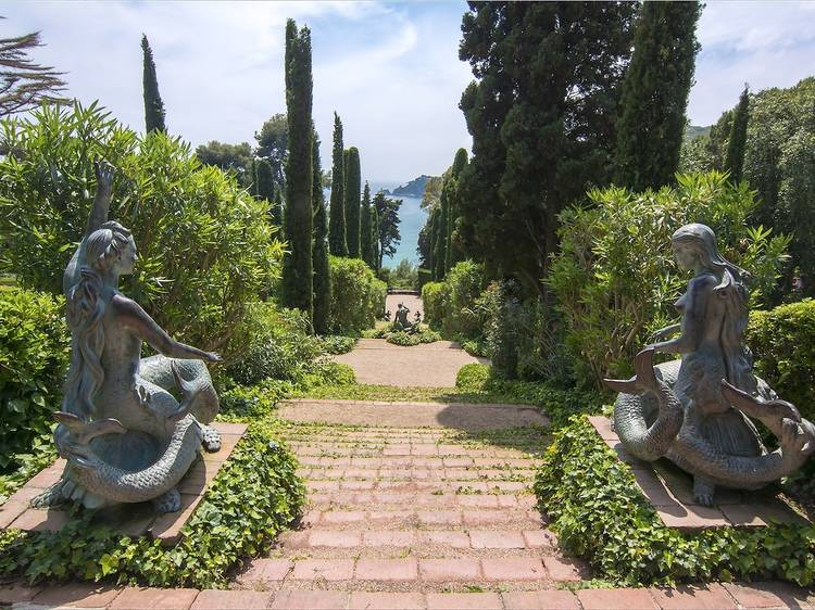 Los jardines más bonitos y singulares de Cataluña