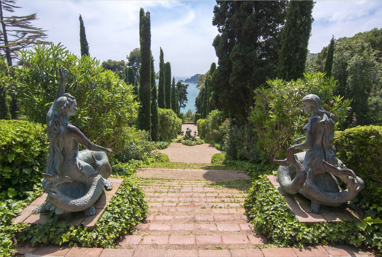 Jardins de Santa Clotilde, Lloret de Mar