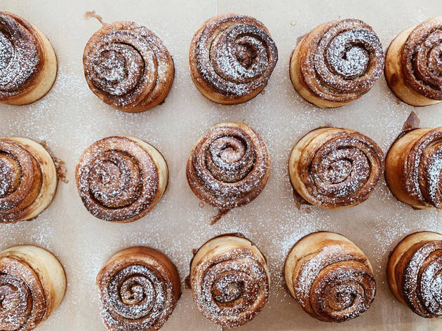 Pastelaria, Slow Sourdough&Co, Cinnamon Rolls