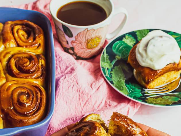 Pastelaria, O Grão de Cacau, Cinnamon Rolls