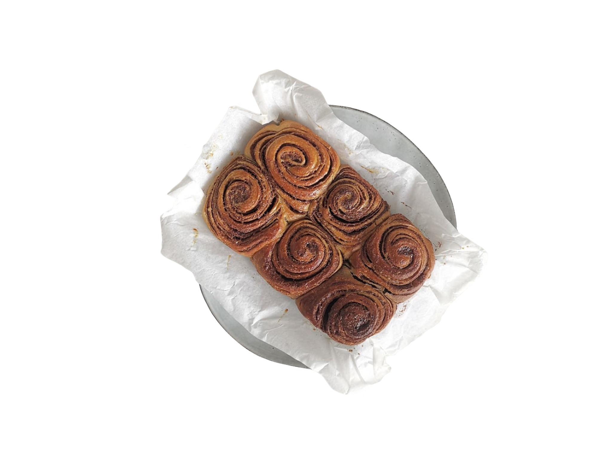 Pastelaria, Pão do  Beco, Cinnamon Rolls