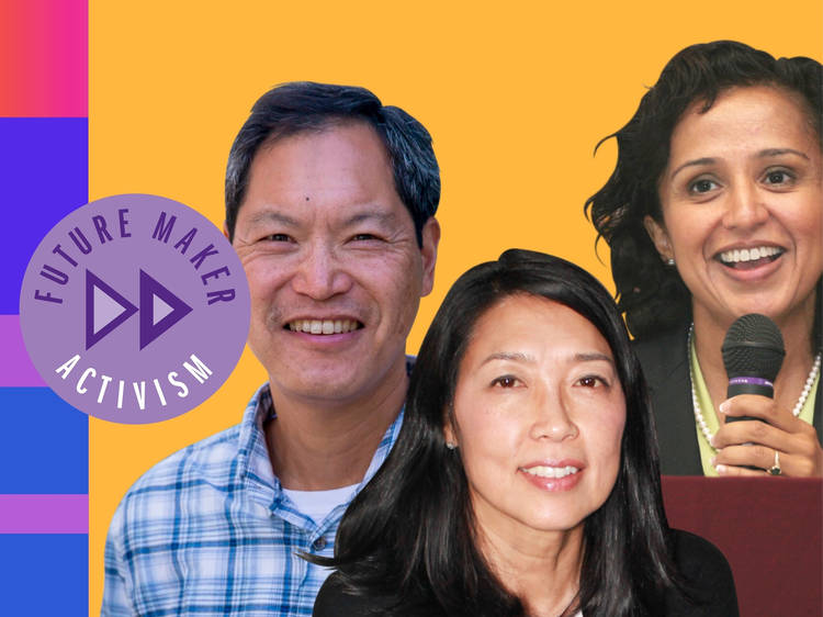 Manjusha P. Kulkarni, Cynthia Choi + Russell Jeung: The trio making Asian-American communities feel safe again