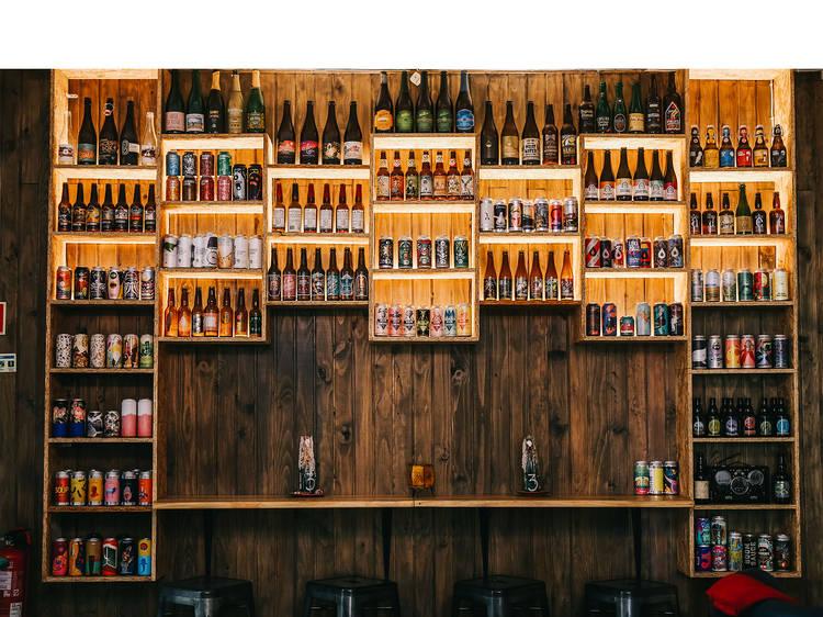 Os melhores sítios para beber cerveja artesanal em Lisboa