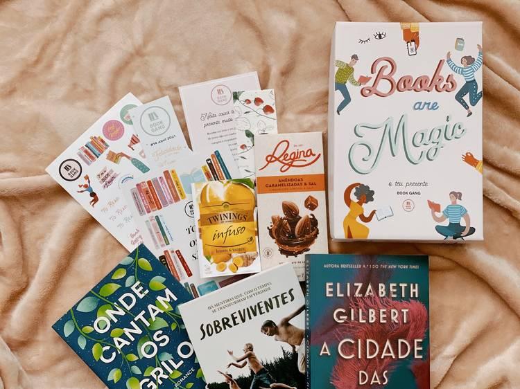 Gift Box do Book Gang
