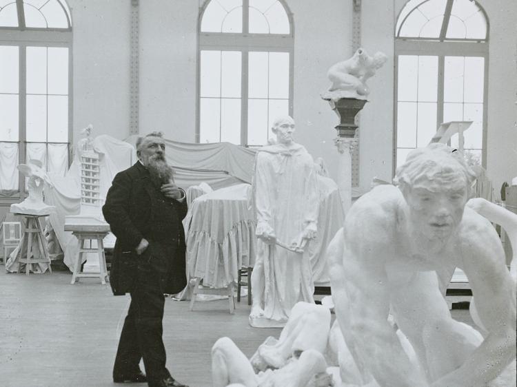 Catch 'The Making of Rodin' at Tate Modern