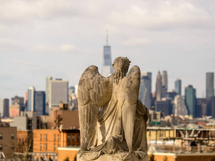 Take a jaunt in Green-Wood Cemetery