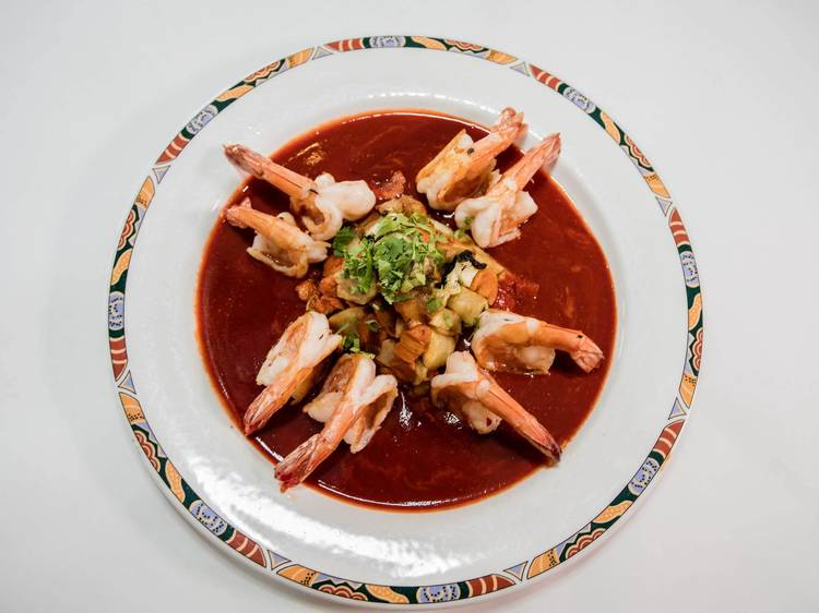 Mis Moles Restaurant & Tequila Bar