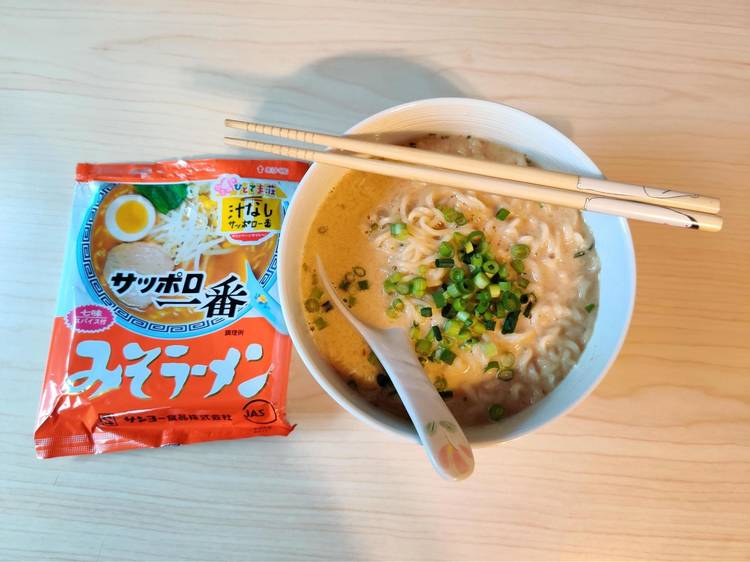 TikTok's favourite instant ramen hack will upgrade your two-minute noodles