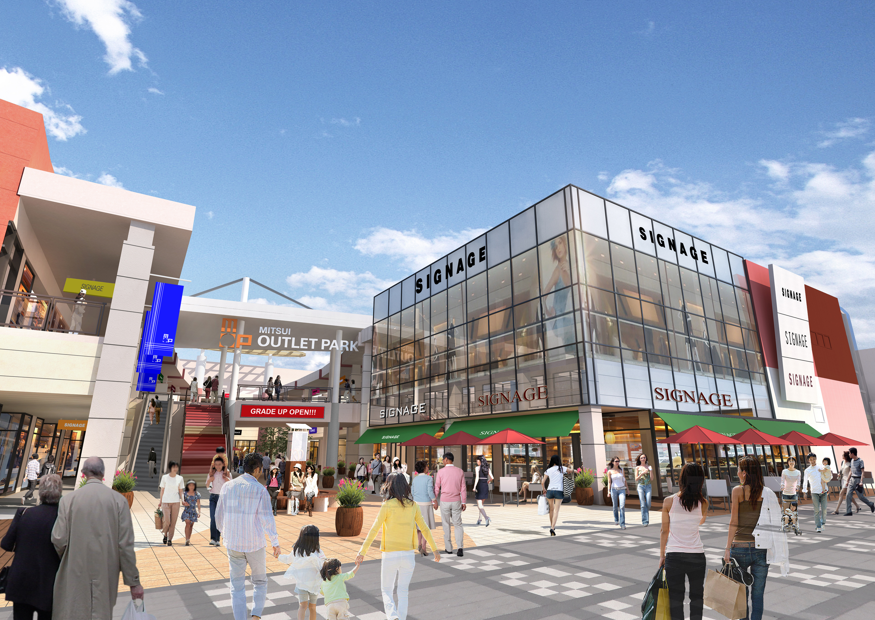 Mitsui Outlet Makuhari