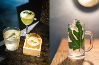 Roji cocktails and highball