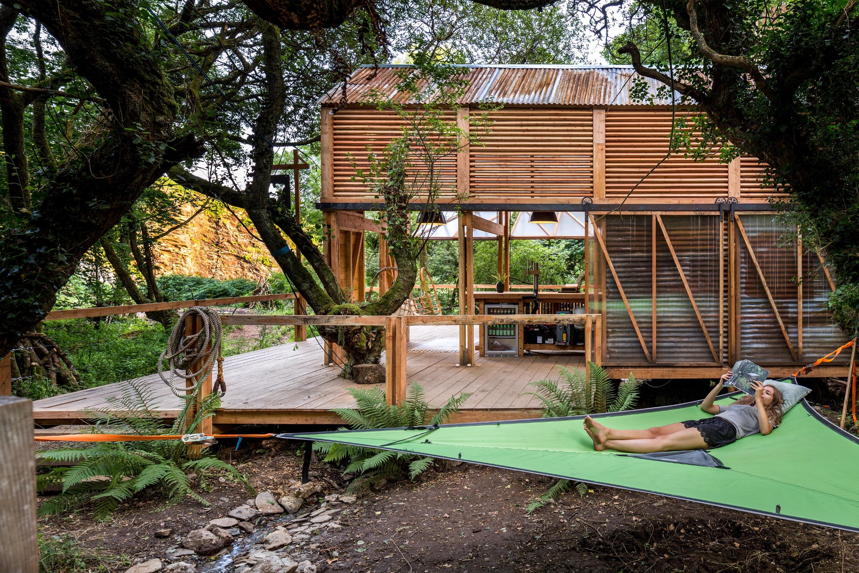 The Danish Cabin, Kudhva