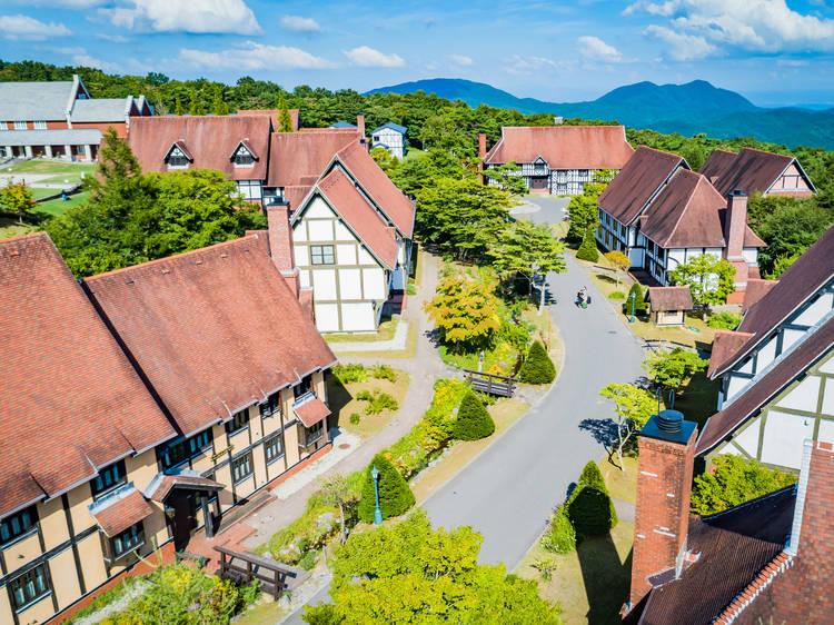British Hills (Iwase, Fukushima)