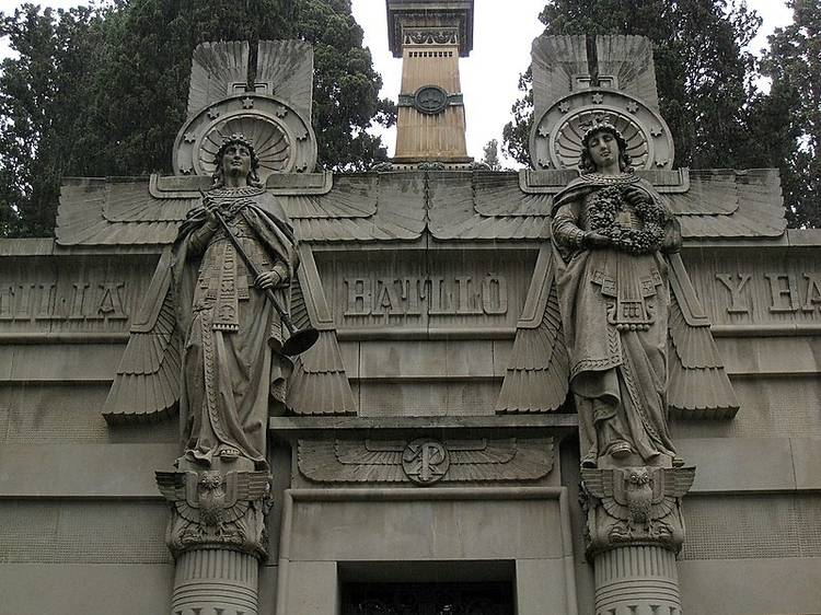 Panteó de Batlló i Batlló